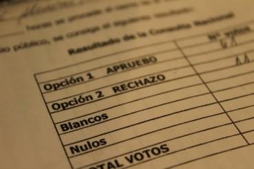 NUEVA ENTREGA DE RESULTADOS CONSULTA NACIONAL