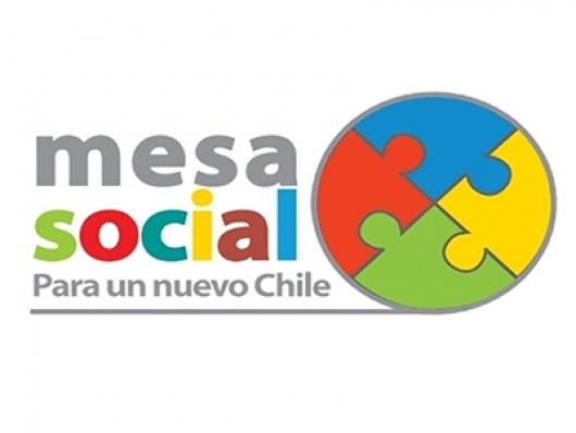 MANIFIESTO DE LA MESA SOCIAL