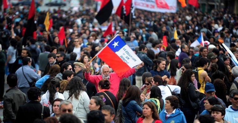 COMUNICADO: MESA SOCIAL CONVOCA A MOVILIZARSE EL 23 DE OCTUBRE