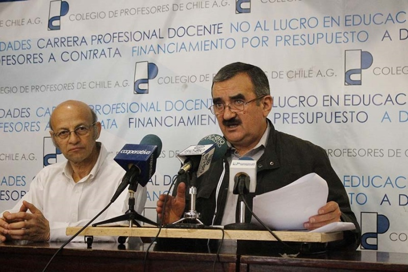 MAGISTERIO NACIONAL Y PRESIDENTES REGIONALES CONVOCAN A PARALIZACIÓN