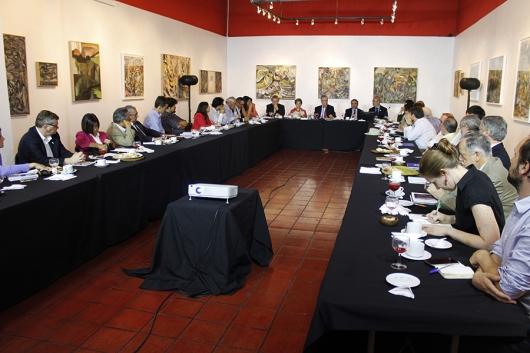 COLEGIO DE PROFESORES PARTICIPA EN JORNADA POR POLÍTICA NACIONAL DOCENTE
