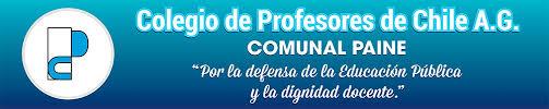COMUNAL PAINE DENUNCIA PRESIONES DEL DAEM