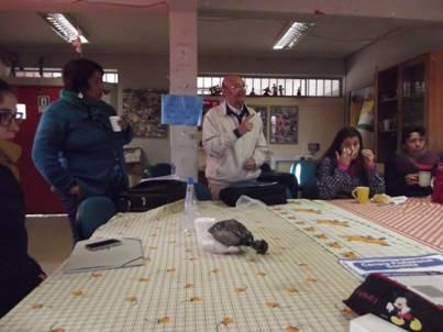 LA PINTANA TAMBIÉN SE SUMA A CAMPAÑA DE COLEGIATURAS 2015: UNIDOS, SOMOS MÁS FUERTES