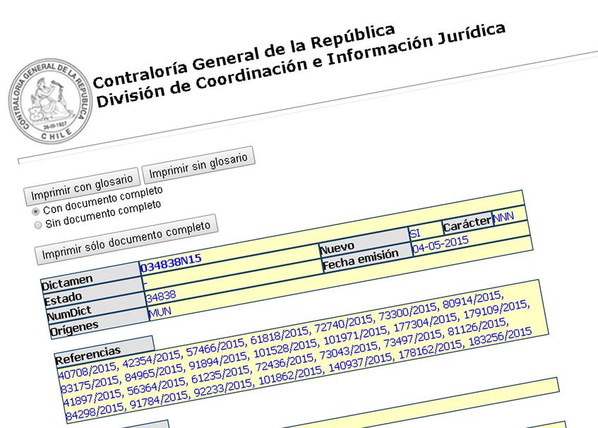 CLARO DICTAMEN DE CONTRALORÍA AVALA LA TITULARIDAD EXIGIDA POR COLEGIO DE PROFESORES