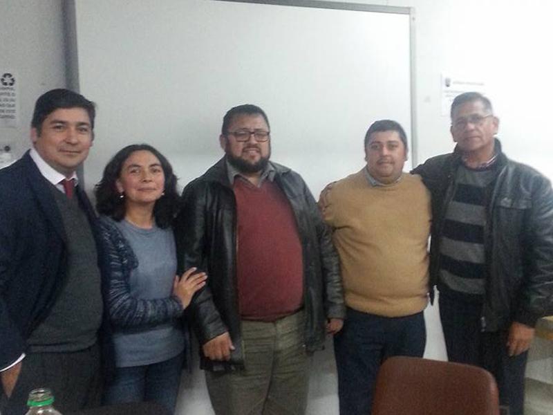 """ENCUENTRO DE CARRERA DOCENTE, LICEO COMERCIAL CORPORADO """"AVATE HUIDOBRO"""""""