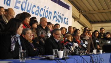 ASAMBLEA NACIONAL DEFINE SUSPENSIÓN DEL PARO E INSTALAR MESAS TÉCNICAS CON EL MINEDUC