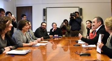 INFORMACIÓN SOBRE REINICIO DE DIÁLOGO COLEGIO DE PROFESORES – MINEDUC