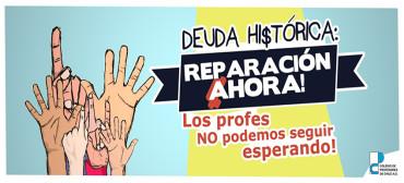 CARTA DE OIT ENTREGA RESPALDO A PROFESORES POR DEUDA HISTÓRICA