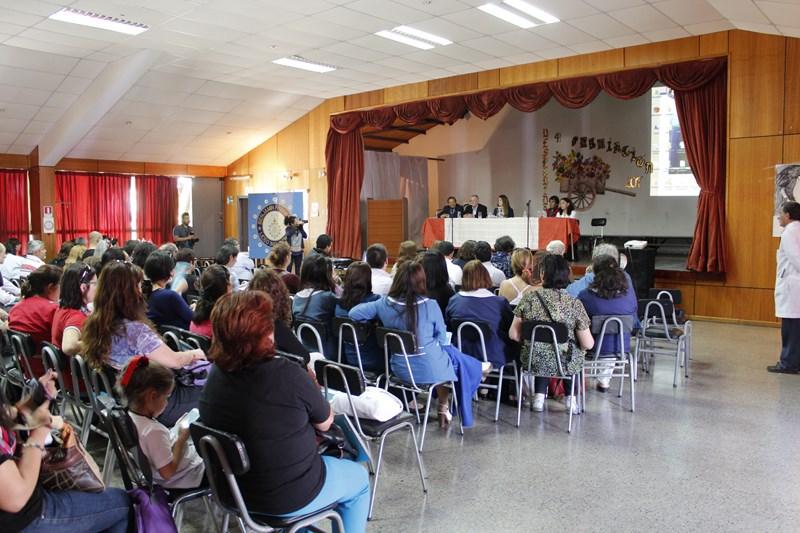 SEMINARIO NUEVA INSTITUCIONALIDAD PARA LA EDUCACIÓN PÚBLICA EN QUINTA NORMAL.