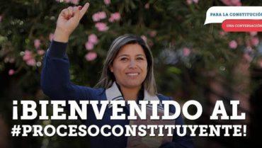 INSTRUCTIVO N° 3 PROCESO CONSTITUYENTE UNA NUEVA CONSTITUCIÓN PARA CHILE
