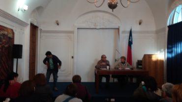 INFORME Y RESOLUCIONES DE LA ASAMBLEA METROPOLITANA DE PROFESORES TRASPASADOS DEL MINEDUC A LAS MUNICIPALIDADES