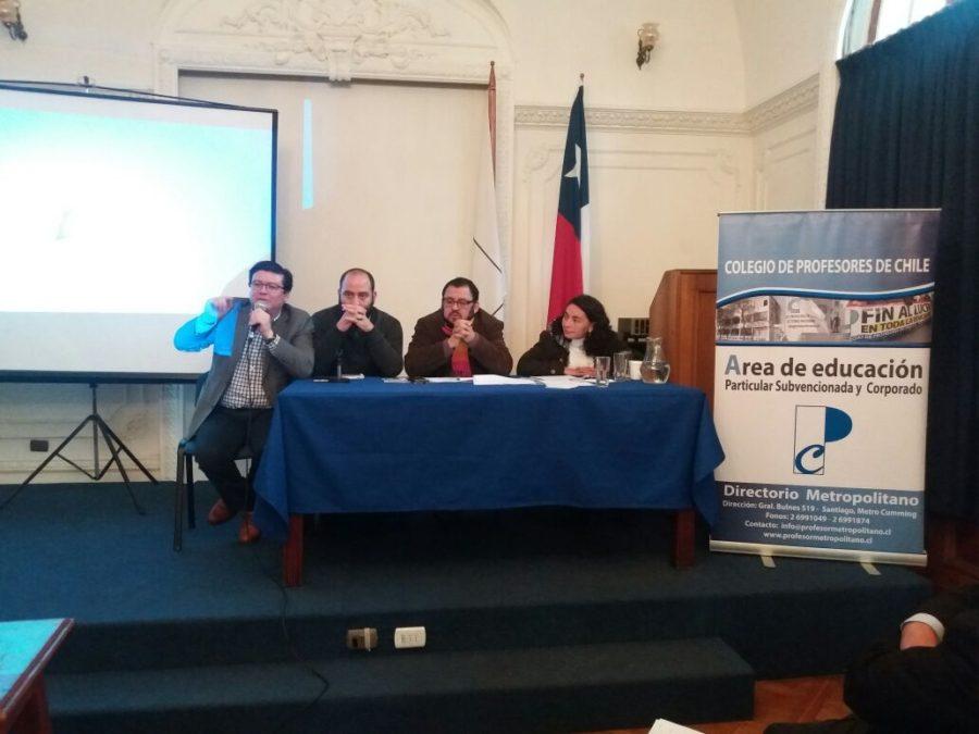 ACTIVA PARTICIPACIÓN EN LA 5ª VERSIÓN DE LA ESCUELA SINDICAL DEL MAGISTERIO