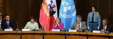 PRESIDENTA BACHELET INAUGURÓ DEBATE ORGANIZADO POR LA UNESCO SOBRE APRENDIZAJE Y DOCENCIA EN AMÉRICA LATINA Y EL CARIBE