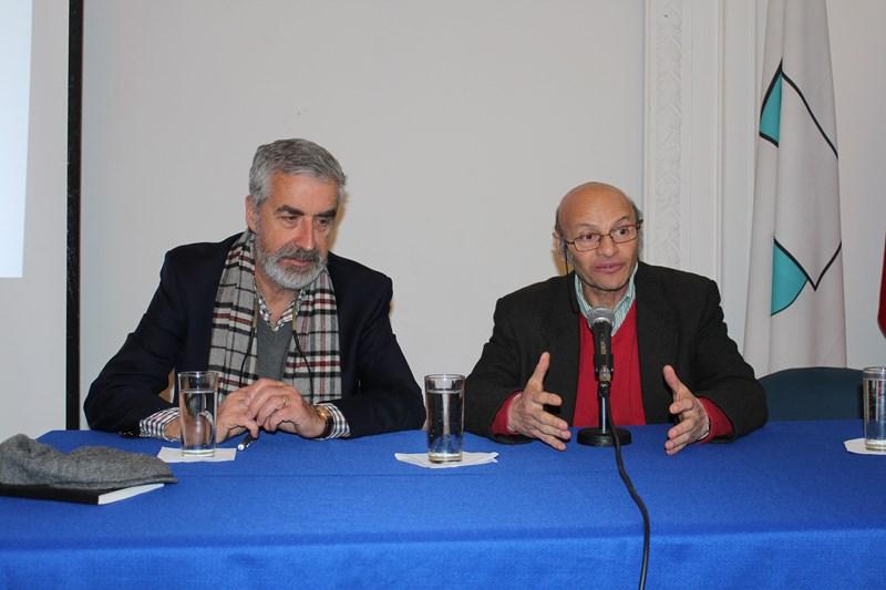 NOTABLE EXPOSICIÓN DE ANDRÉS SOLIMANO SOBRE EL SISTEMA PREVISIONAL EN CHILE