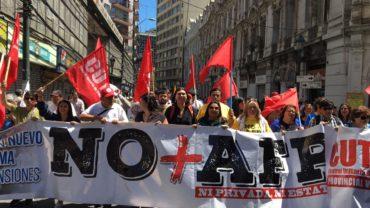 Masiva adhesión en el primer día de Paro Nacional del sector público en rechazo a la propuesta de reajuste salarial