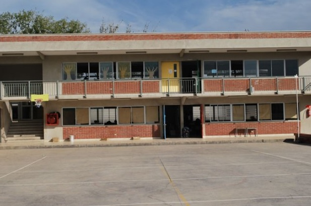 TRABAJADORES DEL COLEGIO SANTA MARÍA DE GUADALUPE EN COLINA INICIAN HUELGA LEGAL