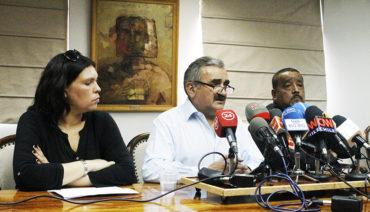"""JAIME GAJARDO ANTE RESULTADOS DE ELECCIONES GREMIALES: """"SEGUIREMOS FORTALECIENDO AL COLEGIO"""""""