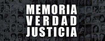 VERDAD Y JUSTICIA, NI PERDÓN NI OLVIDO