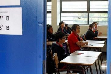 2017: Se inicia aplicación del 30% de horas no lectivas