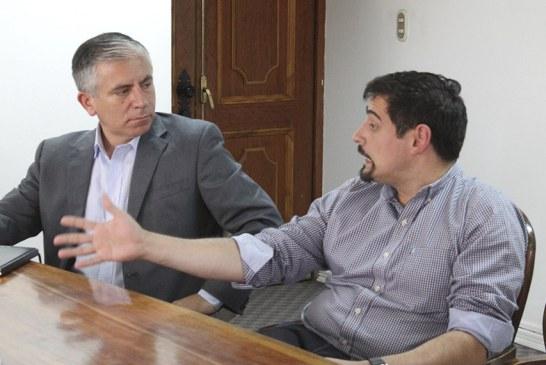 Presidente Regional Metropolitano participa de encuentro del gremio con Alcalde de Cerro Navia