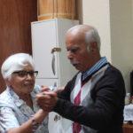 Concurrida celebración por aniversario de los 'Profesores jubilados'