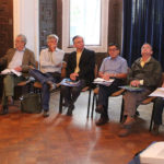 Regionales se reunieron en extensa jornada por situación financiera del gremio