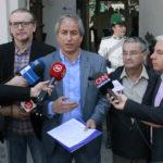 Denuncias de despidos arbitrarios en Lo Espejo llegan hasta La Moneda