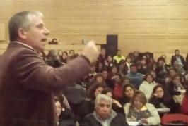 Exitoso encuentro informativo en Melipilla