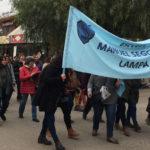 Lampa sigue paralizada y se toma dependencias municipales por deudas con sus trabajadores