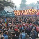 Más de 250.000 marcharon en todo Chile contra la 'Deuda por Estudiar'