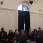 Profesores jubilados celebraron el 109 aniversario del nacimiento del ex Pdte. Allende