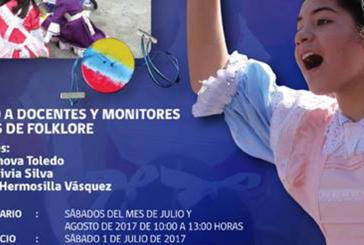 Asociación Nacional del Folklore de Chile convoca a Seminario de Pedagogía y cultura tradicional