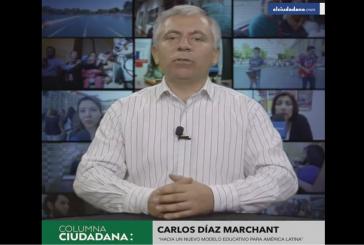 """""""Hacia un nuevo modelo educativo para América latina"""": Pdte. Metropolitano en El Ciudadano"""