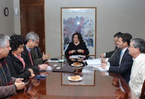 Importante reunión entre dirigentes del Colegio de Profesores y Ministra del Trabajo.