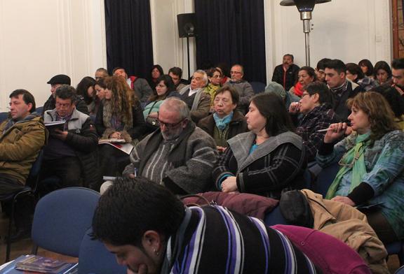 Convocatoria a Asamblea Regional Metropolitana