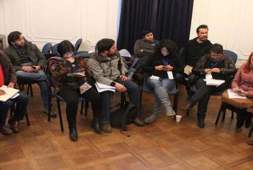 Comisión de Movilización inicia trabajo y planificación de acciones en la región