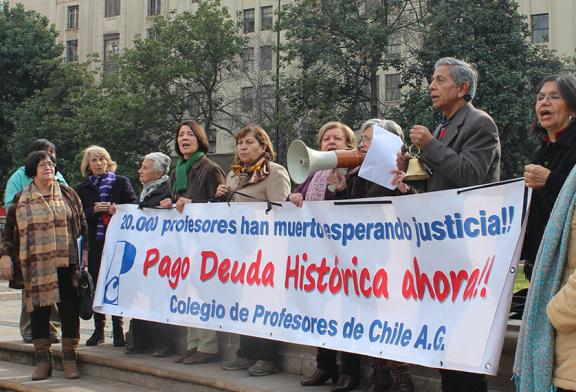 Se conmemorará Día Nacional de la Deuda Histórica en plaza de la Ciudadanía