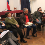 Plan de Acción y Movilización docente a nivel de la Región Metropolitana