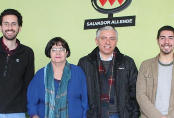 Regional Metropolitano se reúne con directiva de Revolución Democrática por proyecto de ley NEP