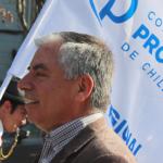 Cara a Cara: Pdte. Metropolitano Carlos Díaz Marchant y Alcalde Sadi Melo