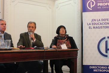 Con charla de Luis Mesina se desarrolló la Asamblea Regional Metropolitana