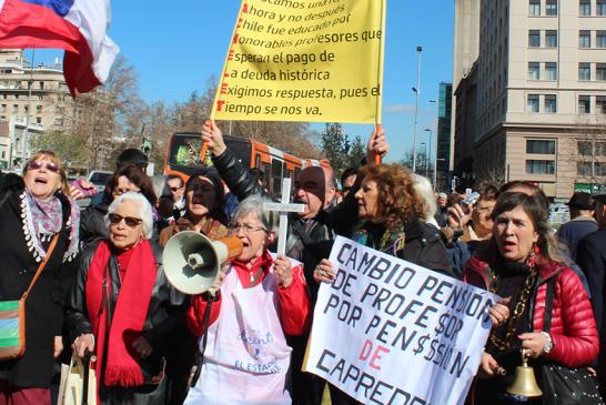 LOGRO: El Estado envía listado con afectados de la Deuda Histórica