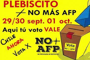 Plebiscito No+AFP: Alta participación y 97% de respaldo
