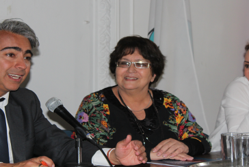 Marco Enríquez Ominami inició ciclo de encuentros de profesores jubilados con presidenciables