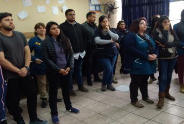 Pdte. Metropolitano recorre colegios de la capital difundiendo fiesta del Día del Profesor