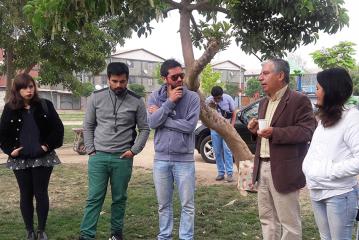 Trabajadores de Colegio San Bernando Abad logran salen victoriosos y deponen huelga de 24 días