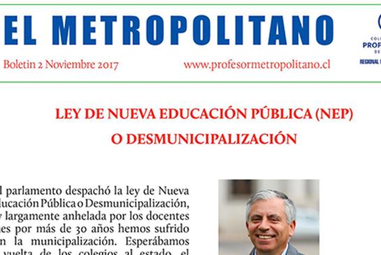 """Análisis en 20 puntos: """"nueva Ley de Educación Pública mantiene pilares del actual modelo"""""""