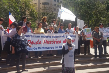 Vea acá los listados de profesores afectados por la deuda histórica reconocidos oficialmente por el Mineduc