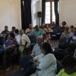 Con amplia participación se desarrolla asamblea regional sobre Congreso Estatutario
