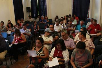 Asamblea Regional cierra el año y anticipa comienzo del trabajo de cara al 2018